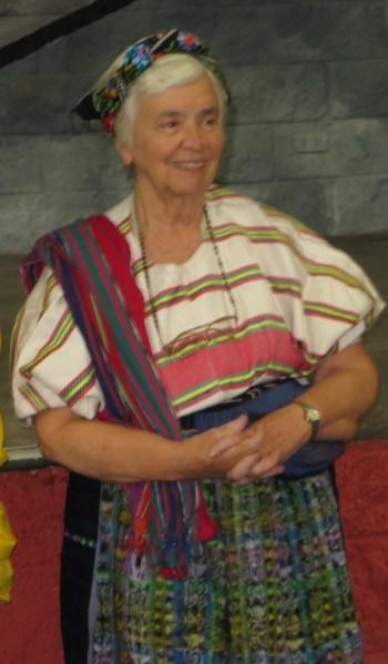 Dottie Peck Foster, daughter