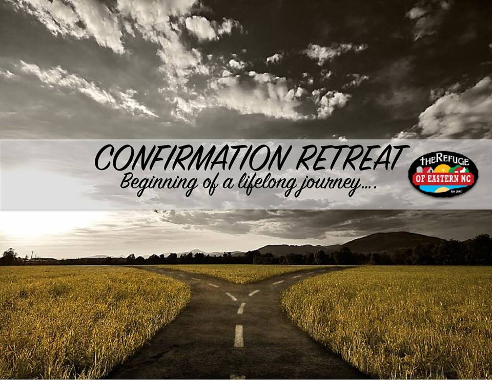 Confirmation Retreat – Week 2