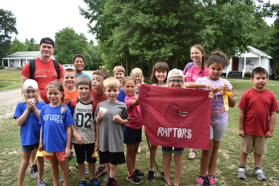 Creation Discovery Day Camp – Week 2
