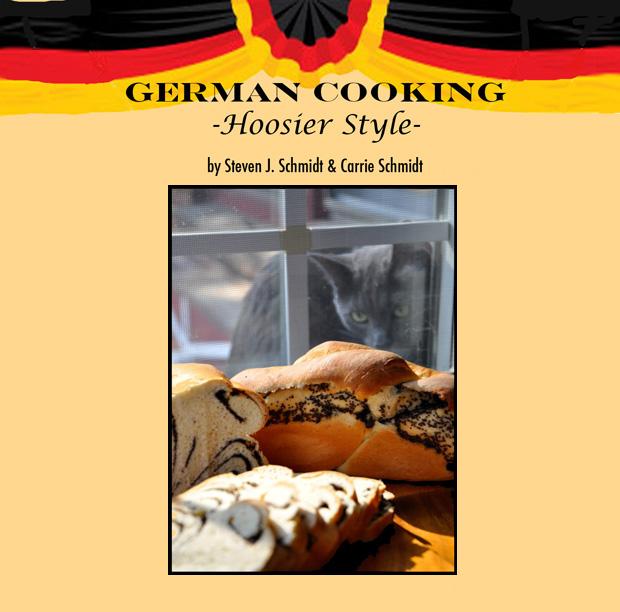 German Cooking Hoosier Style