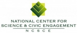 National Center for Science & Civic Engagement Logo