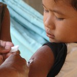 """Who Should Be Responsible for Funding Global Health Initiatives?"" Photo credit: CDC Global (CC BY 2.0)"