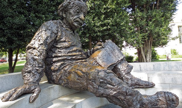 NAS Einstein Photo credit: Joe Loong (CC BY-SA 2.0)