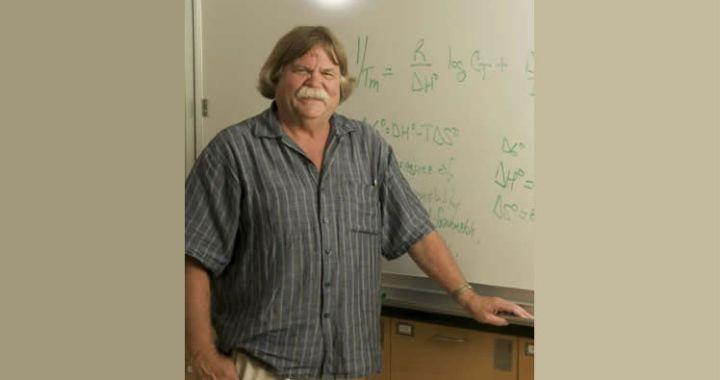 Dr. Richard Sheardy of Texas Woman's University