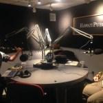 Bob Franco and Amy Shachter at Hawaii Public Radio