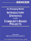 Introductory Statistics with Community-Based Projects Cover