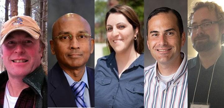 Five Educators Elected Leadership Fellows