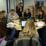 SCI-MidAtlantic SENCER Faculty and K-12 Teachers Meet to Incorporate Civic Engagement in K-12 Science Curriculum