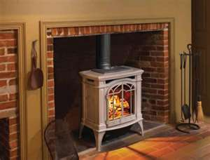 There's a romance attached to wood stoves that folks don't feel for their gas or oil furnaces. The reasons include economics