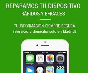 Reparación de móviles y tabletas