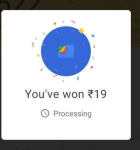 Google Files Go App - Get 10 Google Pay Scratch Card By Sending Offline Files