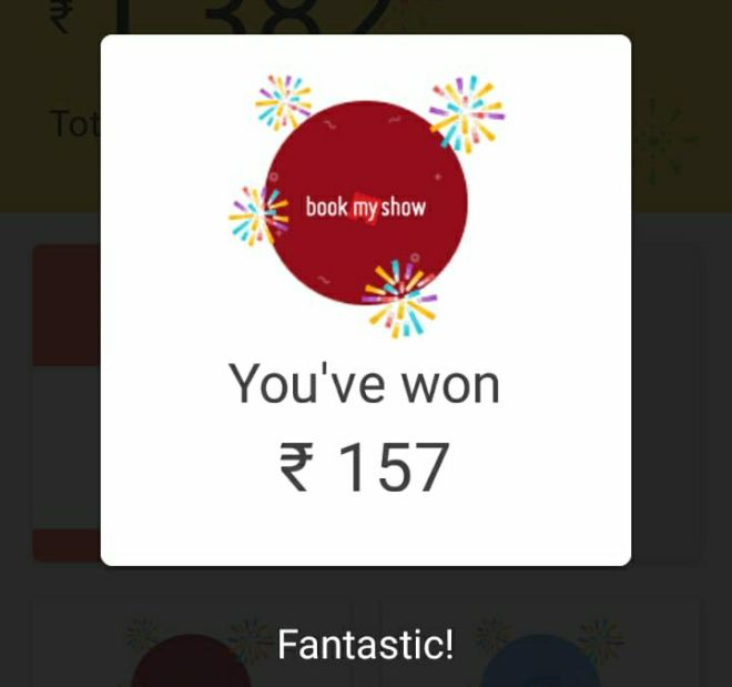 (Last Day) Google Pay Trick - Get Free Bookmyshow Scratch Card Without Booking Ticket