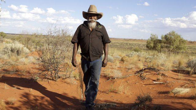 Os Aborígenes Pintupi