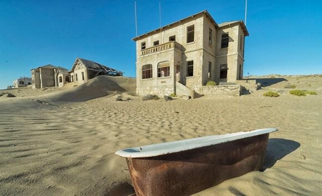 10 lugares abandonados mais fantásticos