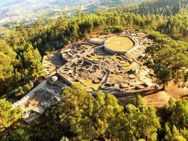 Castro de Monte Mozinho