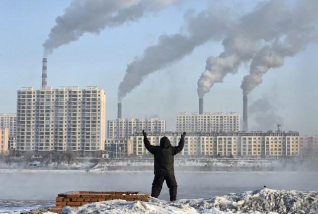 Os países mais poluidores do mundo