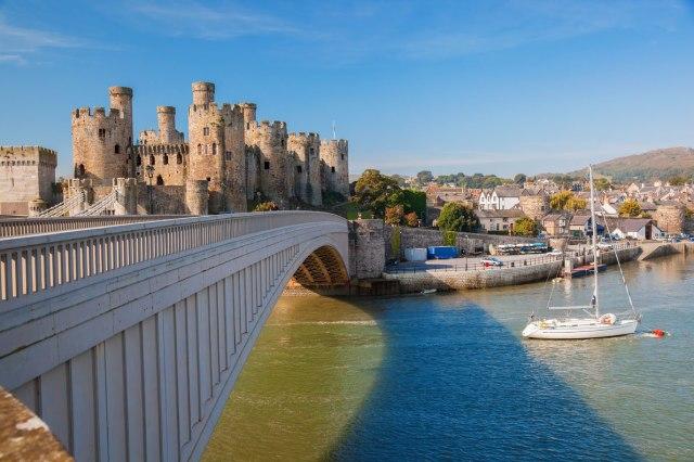 belos castelos da Europa