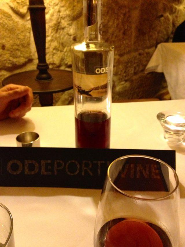 ODE Porto Wine House