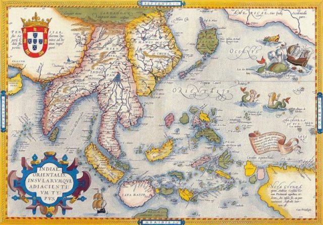 A Austrália foi descoberta pelos portugueses