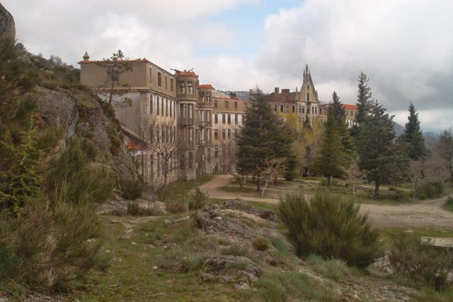Casas assombradas em Portugal