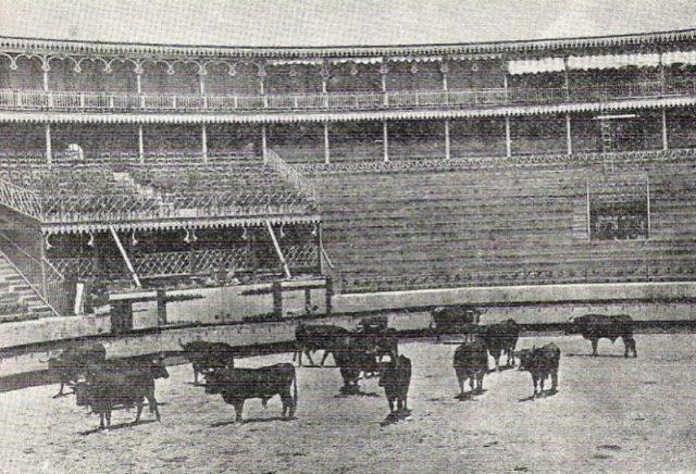 Porque acabaram as touradas na cidade do Porto?