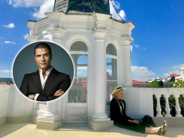A Madonna não tem casa em Lisbona