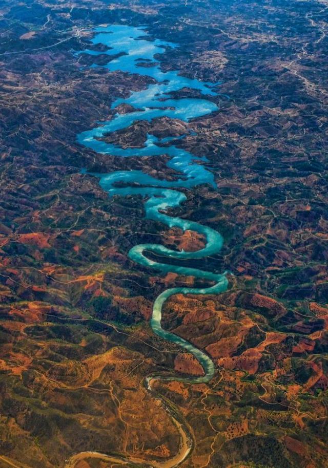 rios mais bonitos do Mundo