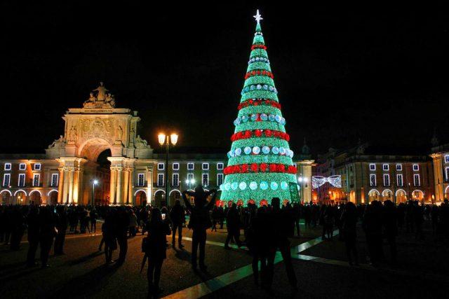 6 Locais em Portugal que levam o Natal muito a sério