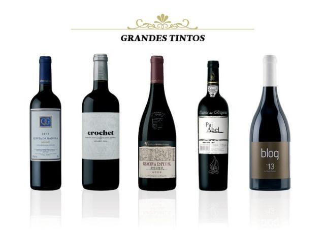65 bons vinhos portugueses a provar em 2018