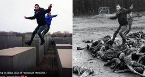 YOLOCAUST. A crítica a quem se ri no memorial da morte nazi