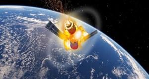 A estação espacial que pode cair em Portugal