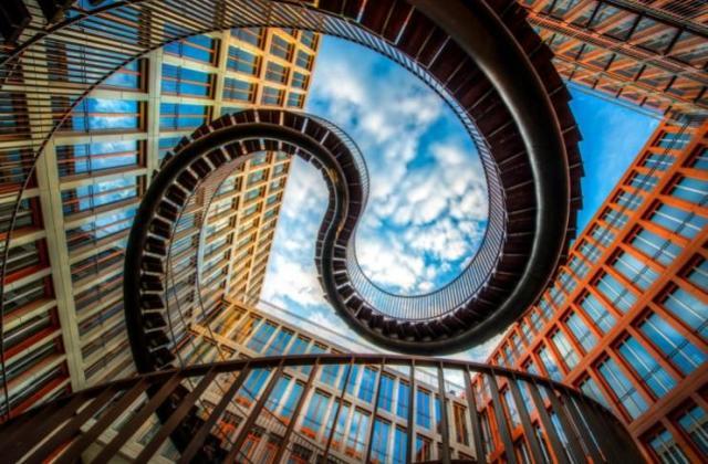 As escadarias mais impressionantes do mundo (1 é portuguesa)