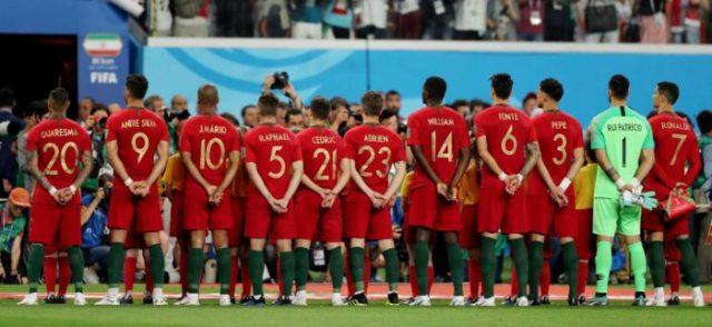 Irão-Portugal, as imagens que não viu na televisão