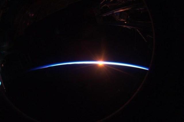 Fotos impressionantes reveladas pelo Astronauta Douglas Wheelock