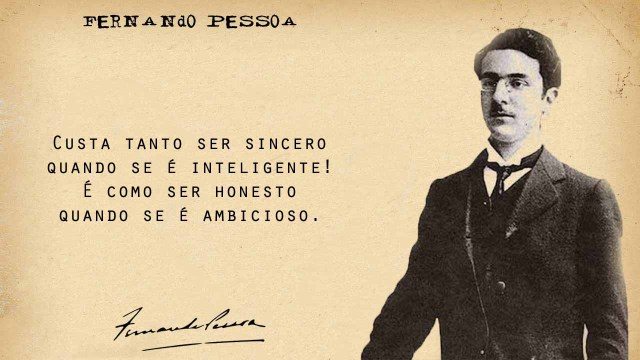 Língua Portuguesa: 30 Das Melhores Frases De Fernando