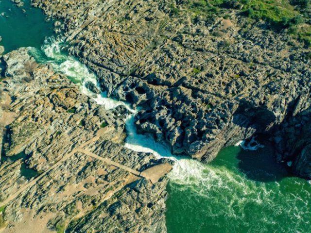 O fascínio de Portugal visto do Céu - Getty Images/iStockphoto