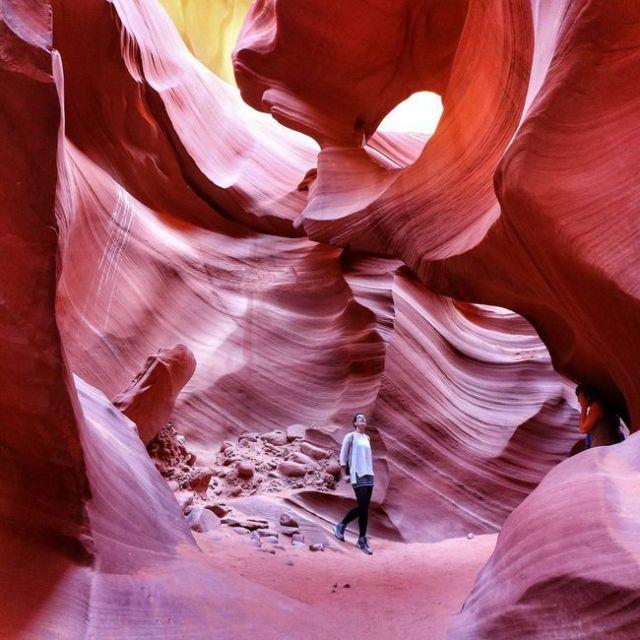 Antelope Canyon, Estados Unidos