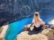 São portuguesas duas das 25 praias europeias mais fotografadas do Instagram