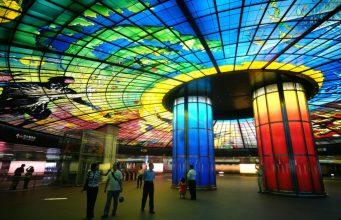 É portuguesa uma das 25 Estações de Metro das mais bonitas do mundo