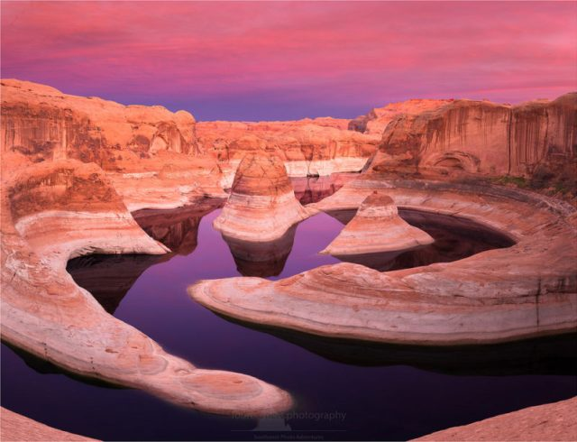 Reflection Canyon, Lake Powell - © Peter Böhringer Photography