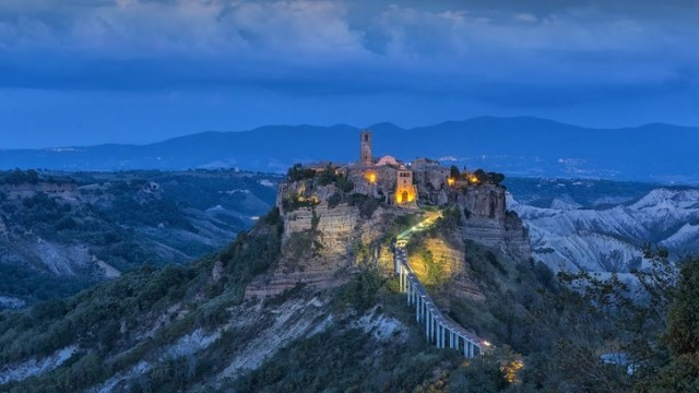 Civita di Bagnoregio, Itália