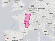 Portugal: o verdadeiro tamanho em 22 mapas