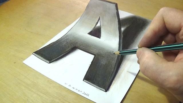 Quem foi que inventou a letra A?