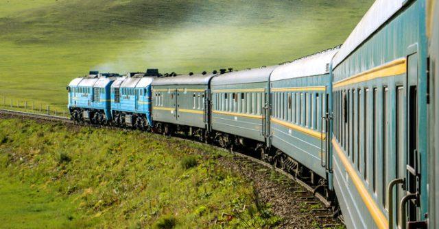magníficas viagens de comboio