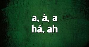 há ou ah