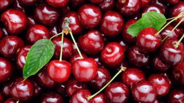 benefícios da cereja
