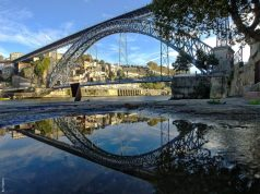 seis pontes do Porto