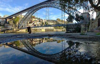 seis pontes do Porto