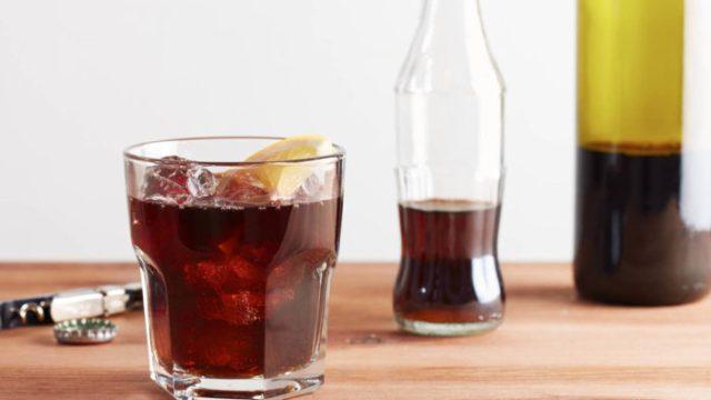 Calimocho coca-cola vinho tinto