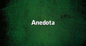 anedota